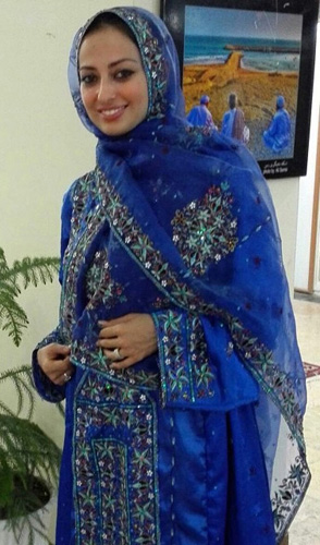 Iranian traditional dress