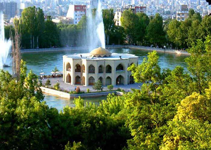 Tabriz Ey-goli park