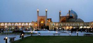 Isfahan naghshe jahan