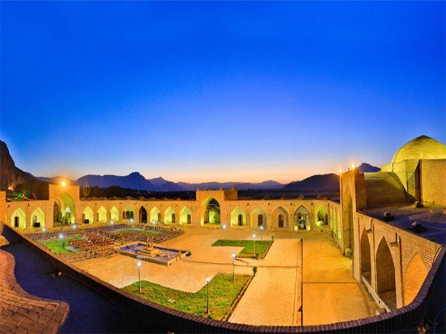 Laleh Bisotoun Kermanshah Hotel