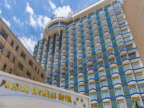 tehran hotel Parsian Enghelab