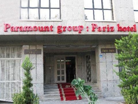 Tehran hotel Pariz
