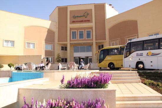 Yazd Hotel Arg-e-Jadid