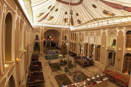 Yazd Hotel Fahadan Museum