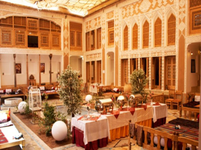 Yazd Hotel Malek-o Tojjar