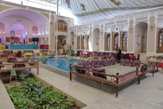 Yazd Mehr Traditional Hotel