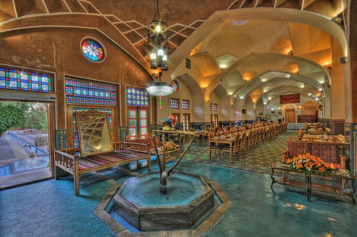 Yazd Hotel Moshir-al-Mamalek