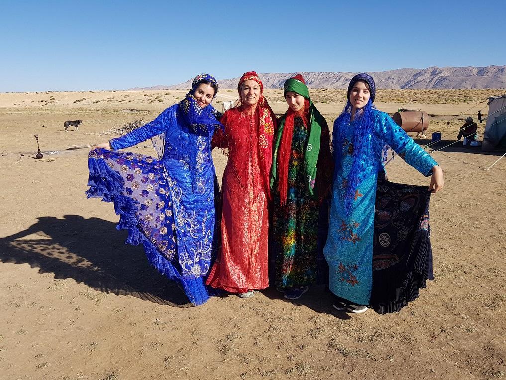 Iran tour di nomadi