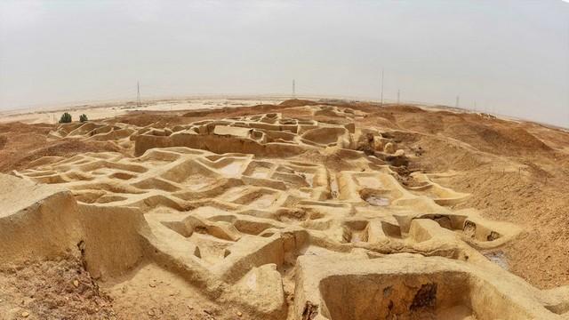 Sistan e Baluchistan sito archeologia