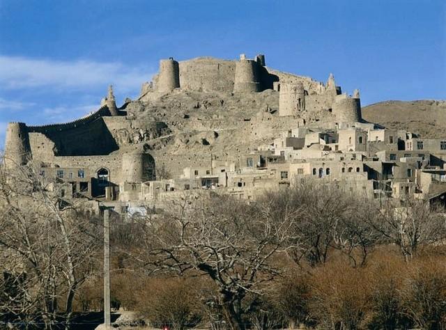 Il castello di Bam
