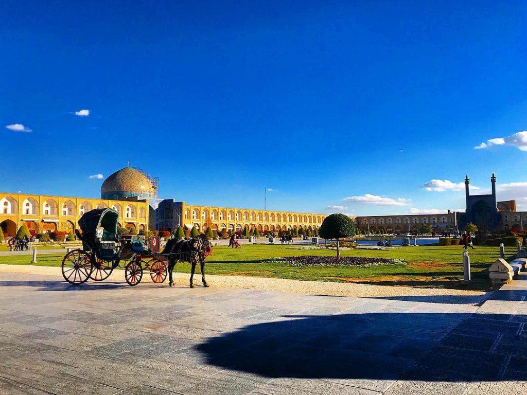 Piazza Naqsh-e jahàn