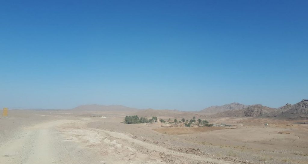 villaggio di Aroosan