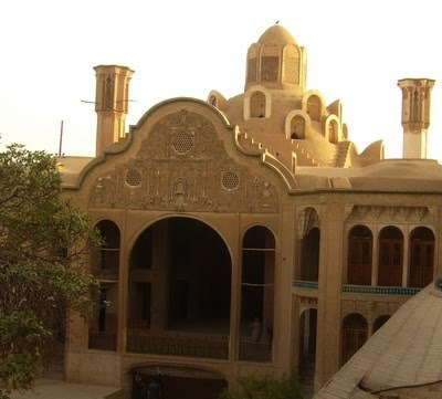 Kashan-Old-houses