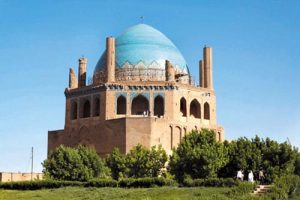 Zanjan-Gonbade Soltaniye (1)