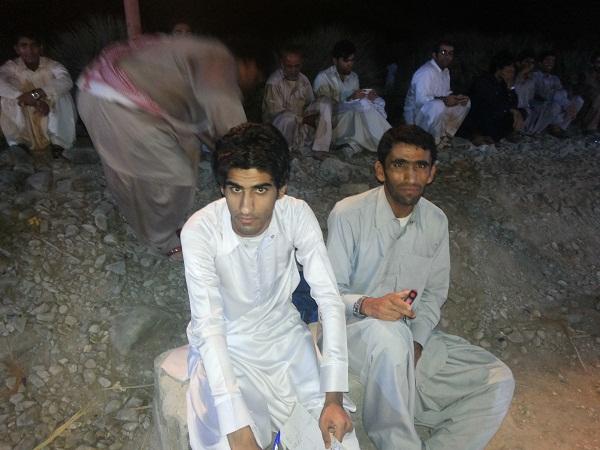 iran vestiti tradizionale Balochi
