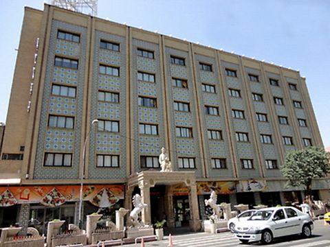 Tehran hotel Parsian Ferdowsi